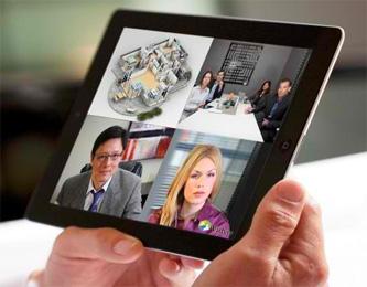 Vidyo op iPad