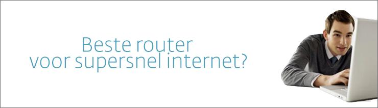 Beste router voor Ziggo tv en internet abonnement