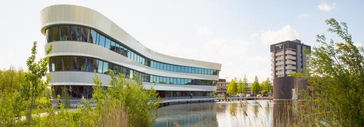 Deltares campus in Delft