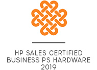 HP Sales Certified
