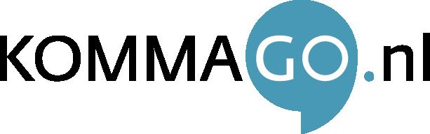 KommaGo logo