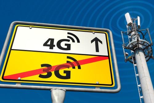 4G buitenland