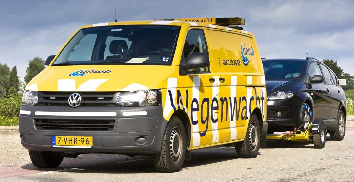 ANWB Wegenwacht hulpverlening verbeterd met KommaGo 4G WiFi routers