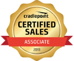 CradlePoint Certified Sales Associate 2018