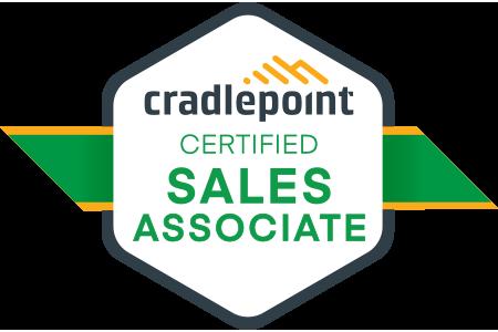 KommaGo en Mobielverbinden zijn Cradlepoint Certified Sales Associate