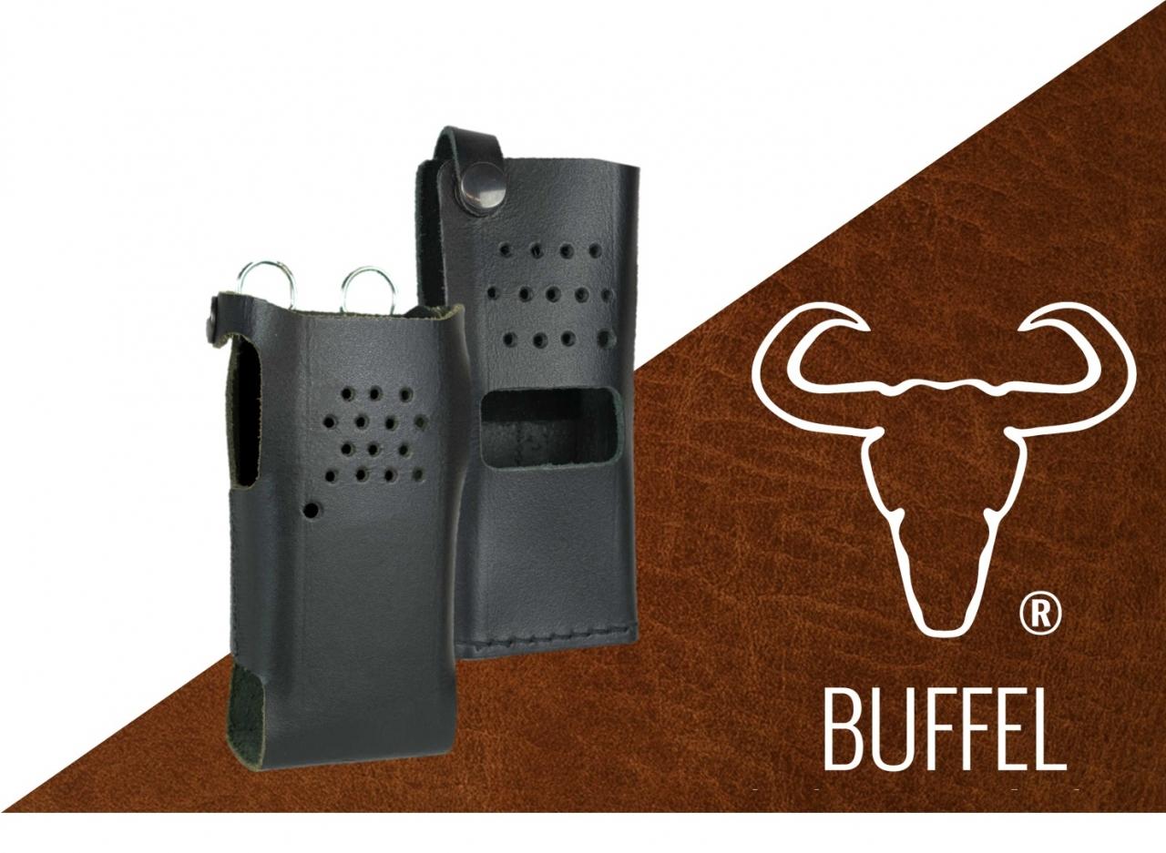 Buffel draagtas