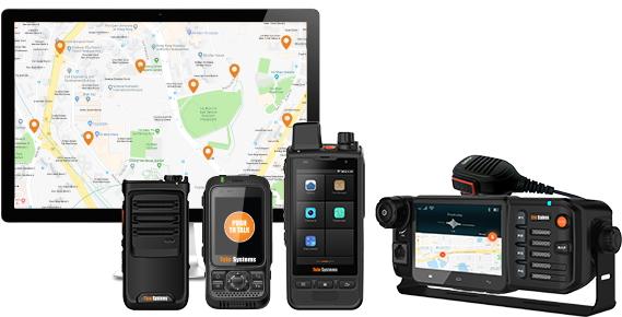 Telo Systems portofoons en mobilofoon