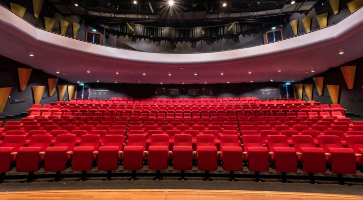 Theater Castellum Alphen aan de Rijn