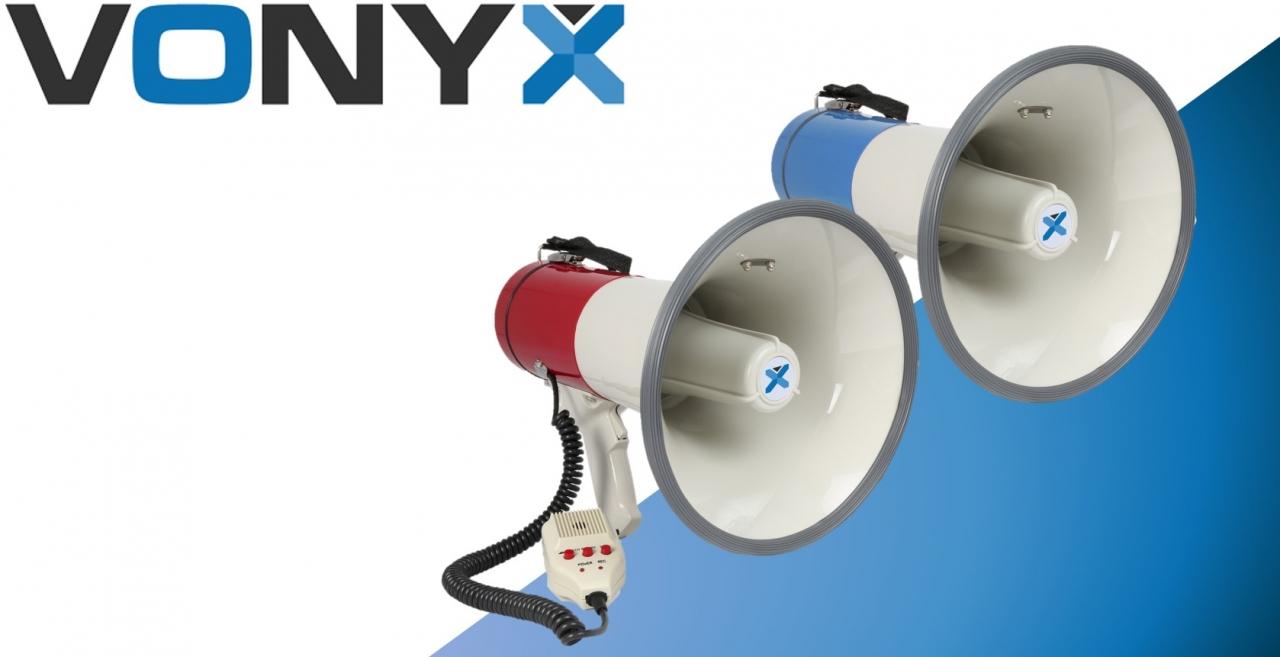 Vonyx_megafoon