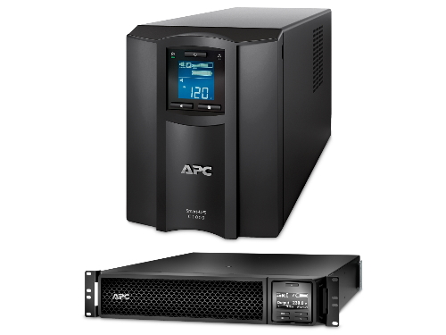 APC Smart-UPS Tower en Rackmount