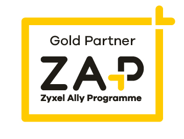 KommaGo is Zyxel Ally Program Gold Partner