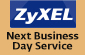 ZyXEL Next Business Day Service