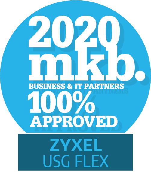 Zyxel USG Flex 2020 MKB Approved