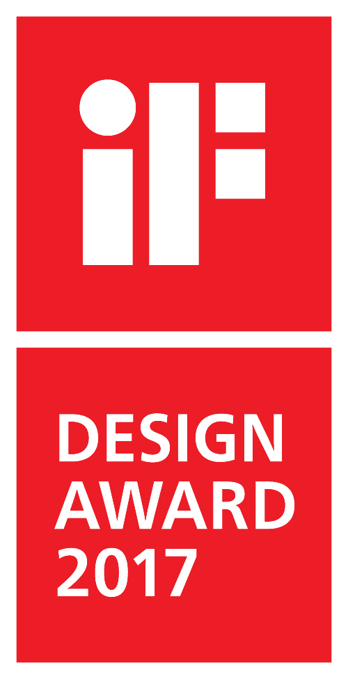 Winnaar IF design award
