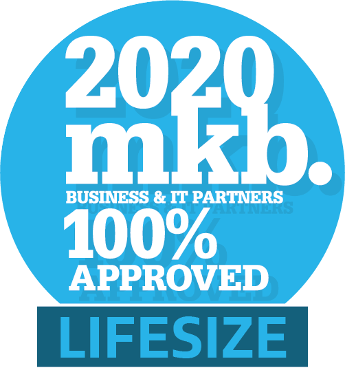 Lifesize 2020 mkb approved logo