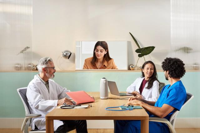 Owl Labs voor de gezondheidszorg
