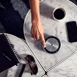 Sennheiser Speakerphones zijn gebruiksvriendelijk