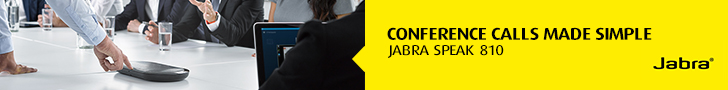 Jabra Speak 810 banner