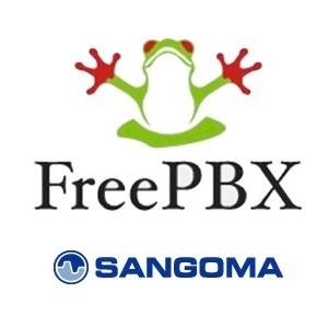 Sangoma en FreePBX