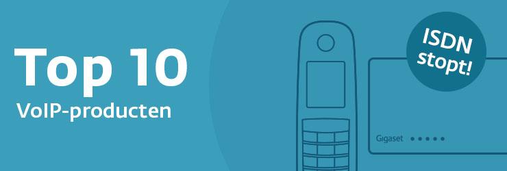 Top 10 VoIP-oplossingen