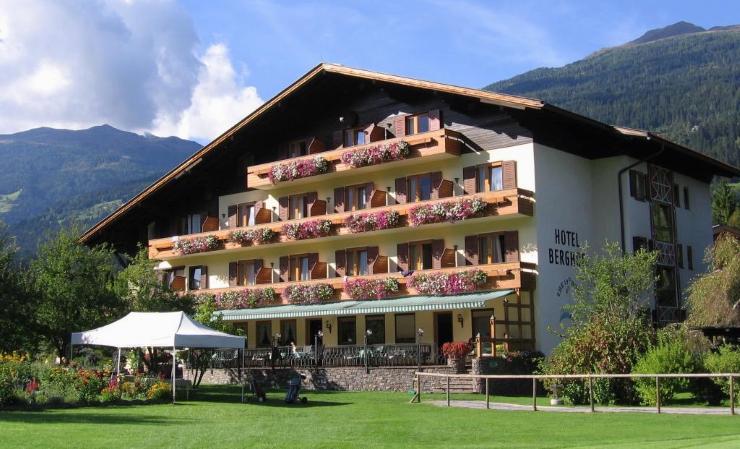 Hotel Berghof in Berg im Drautal (Karinthië, Oostenrijk)