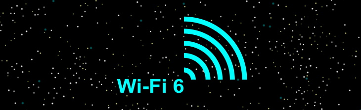 WiFi 6 header
