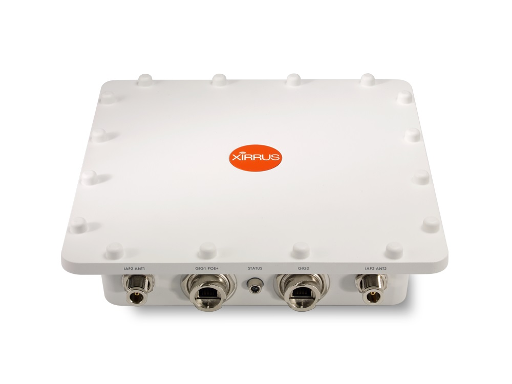 Xirrus XH2-120 Outdoor Access Point Outdoor Terreinen en Events
