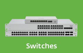 Cisco Meraki Switches