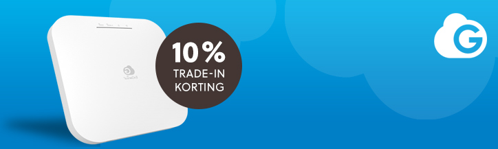 EnGenius Cloud Trade-in Korting