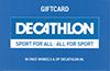 Cadeaubon Decathlon