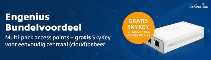 Gratis EnGenius SkyKey bij geselecteerde access point multi-packs