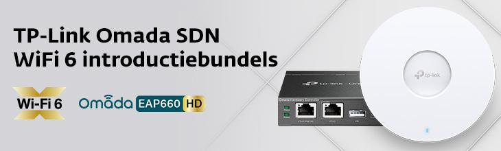 Omada SDN WiFi 6 bundels