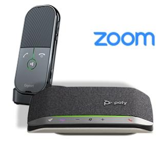 Zoom USB speakerphones